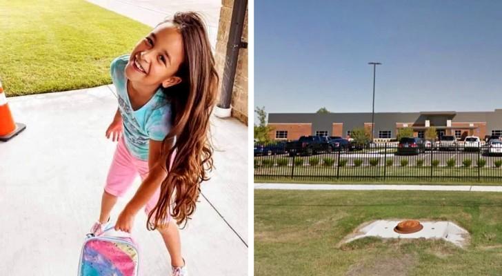 Bambina di 8 anni viene espulsa da scuola dopo aver confessato alla compagna di classe di avere una cotta per lei