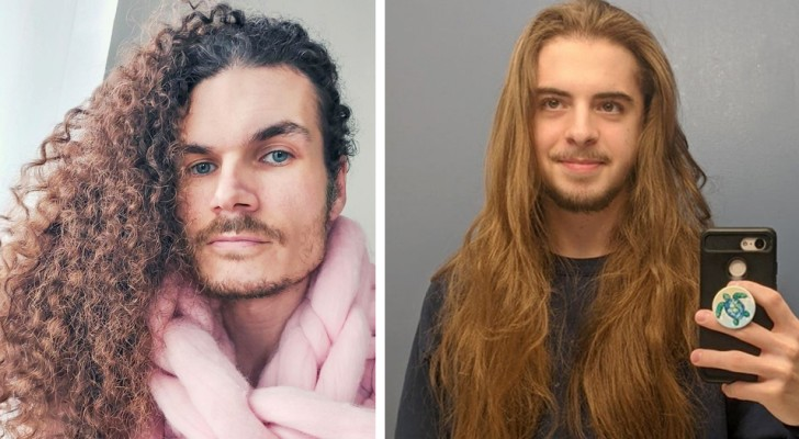 17 men who have decided to show the world their
