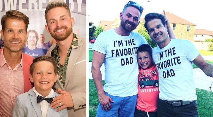 Une enseignante ridiculise un élève parce qu'il a exprimé sa gratitude envers ses pères adoptifs
