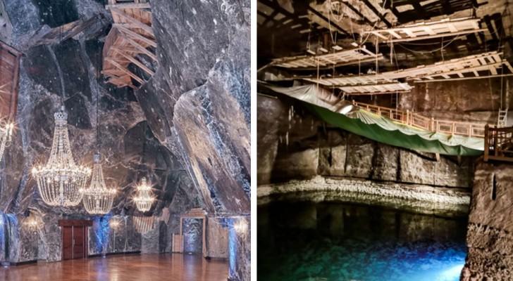 La cattedrale sotterranea: a Wieliczka, in Polonia, si cela un'antica miniera di sale dalla magica bellezza