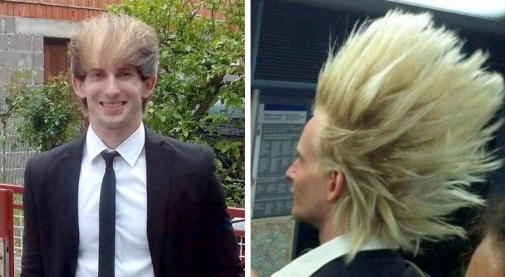 Hair from another world: 16 strange hairstyles that made us re-evaluate our look