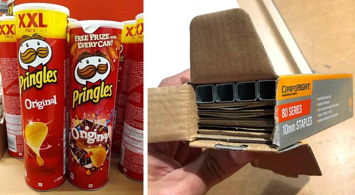 18 gånger som vi blivit lurade av marknadsföringen och förpackningarna och som får oss att ångra våra köp