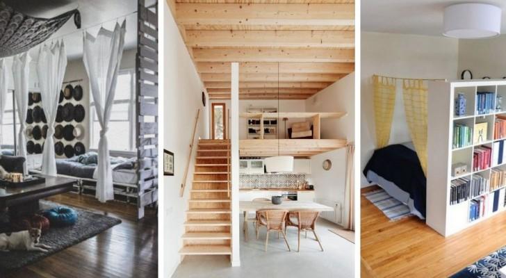 Maisons minuscules : 10 idées dont vous inspirer pour utiliser au mieux l'espace et meubler avec style