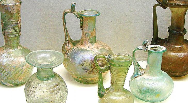 Il leggendario vetro flessibile dell'antica Roma: la storia di un'incredibile invenzione perduta