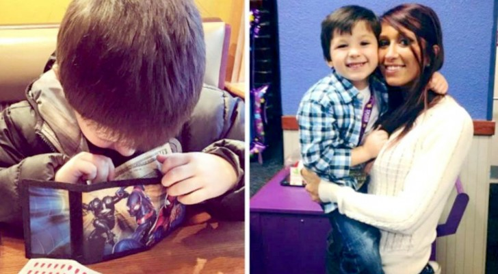 Una mamma ci spiega come insegnare al proprio figlio a diventare un