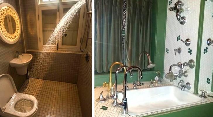 Salles de bain affreuses : 18 personnes ont réussi à immortaliser certains des designs les plus laids