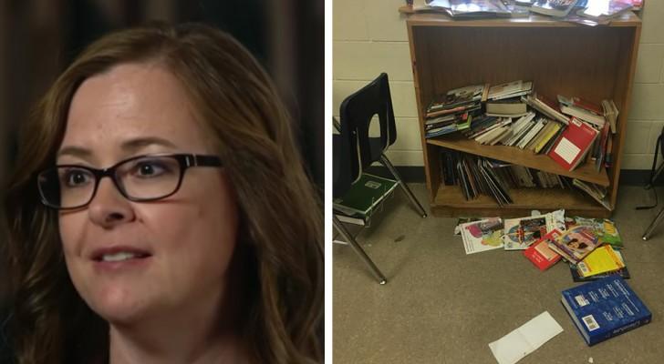 Un'insegnante rimprovera i genitori che coccolano e difendono i figli maleducati