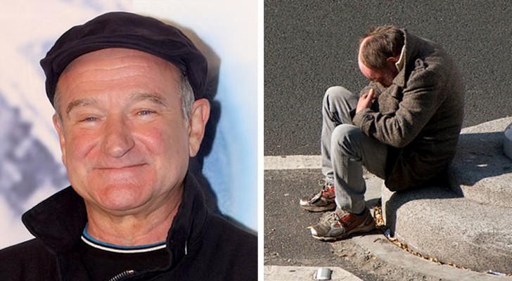 Robin Williams vergewisserte sich, dass jeder Film, in dem er mitspielte, Obdachlose engagierte: Das enthüllt ein Agent