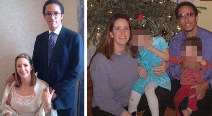 Ze geloofde dat ze een perfect huwelijk had, maar ontdekt dan dat haar man 2 andere vrouwen en in totaal 13 kinderen heeft