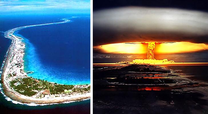 Frankreich vernachlässigte die Auswirkungen von Atomtests in Polynesien: Eine Studie spricht von mehr als 100.000 Kontaminierten