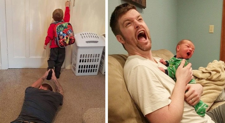 Extraordinary families: 15 examples of families with a keen sense of humor