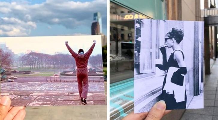 Vom Kino zur Realität: 15 Orte, an denen einige der berühmtesten Szenen der großen Leinwand gedreht wurden