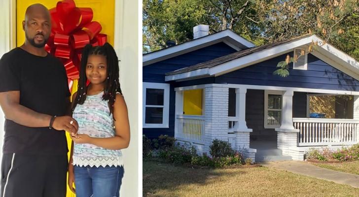 Un père offre une maison à sa fille de 13 ans pour la rendre plus indépendante : Elle multipliera ses propriétés