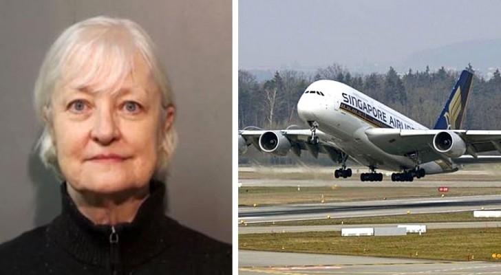 Diese Frau bestieg 30 Flüge ohne Ticket oder Dokumente: Sie wurde als