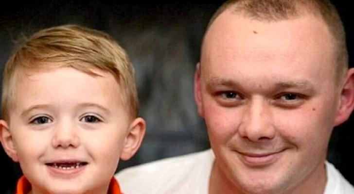 3 Jahre alter Junge schafft es, Papa aus dem diabetischen Koma zu retten, indem er ihn dazu bringt, einen Becher Joghurt zu essen
