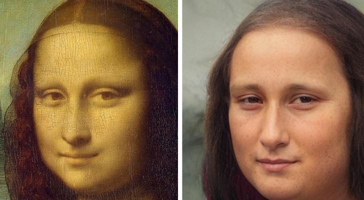 Un artista utilizza l'intelligenza artificiale per ricreare i volti di personaggi storici: 13 immagini suggestive