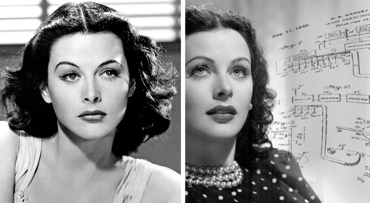 Star del cinema e scienziata: Hedy Lamarr, la