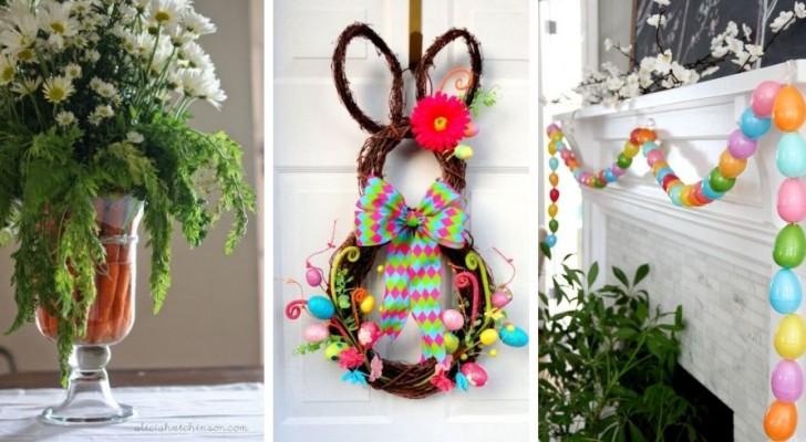 Pasqua creativa: decora la tua casa con questi lavori originali e coloratissimi