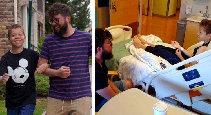 Un insegnante adotta un suo studente con una malattia ai reni e fa di tutto per trovargli un donatore