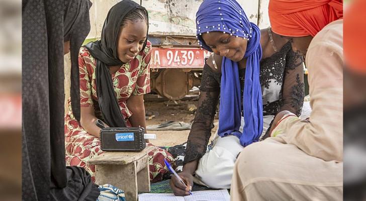 Niente internet, computer o tablet: in Mali la
