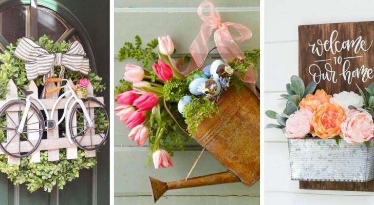 Ramenez chez vous les couleurs et les parfums du printemps avec ces fantastiques compositions DIY