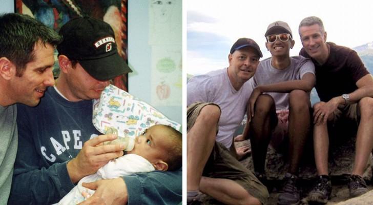 Coppia adotta un bambino abbandonato nella metro: 20 anni dopo è ancora il loro