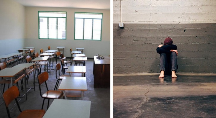At 17 he bullied his teacher, today he is forced to pay him 14,500 euros