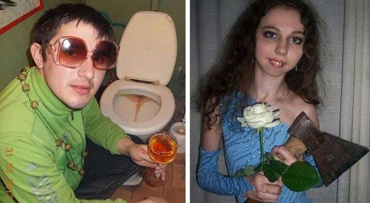 20 Fotos von Menschen auf russischen Dating-Seiten, vor denen wir nicht wissen, ob wir lachen oder weinen sollen