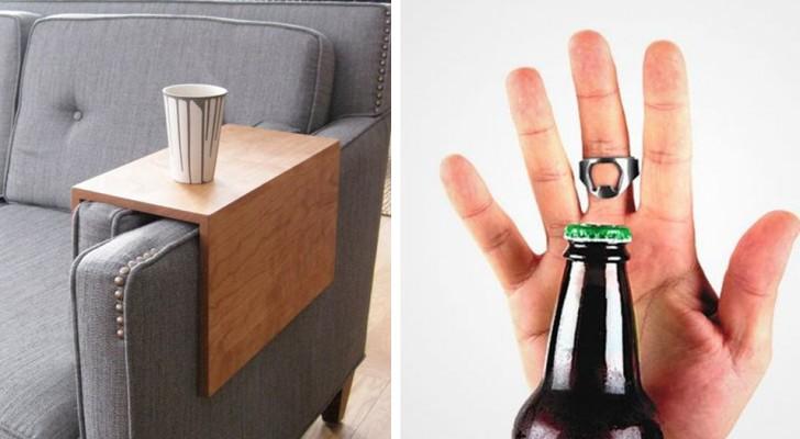 Utili ma poco diffuse: 15 geniali invenzioni che vorremmo avere in casa