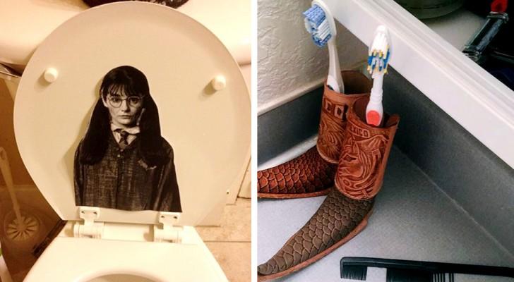 Cosa si può trovare nel bagno di un uomo? 15 donne hanno condiviso le inaspettate e divertenti risposte