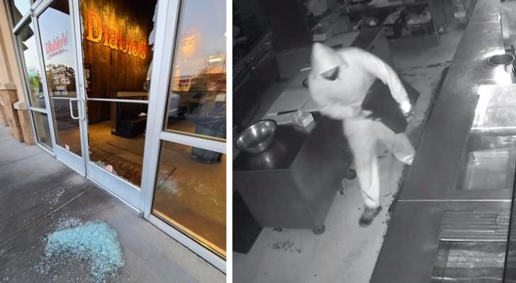 Un ristoratore coglie in flagrante un ladro ma anziché chiamare la polizia, gli offre un lavoro