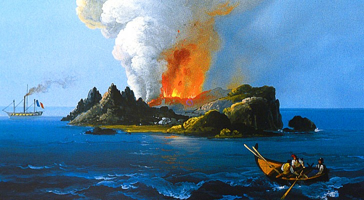 Nimmerland existiert und liegt in Italien: die faszinierende Geschichte der Ferdinandea
