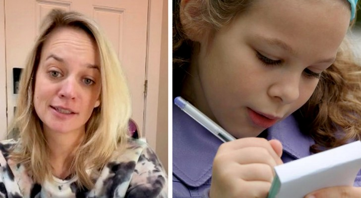 """""""Mein Name gefällt mir nicht"""": Fünfjähriges Mädchen schreibt ihrer Mutter einen Brief, um sie davon zu überzeugen, ihn offiziell zu ändern"""