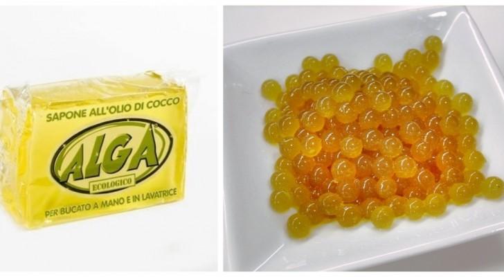 Boules de savon jaune : apprenez à préparer ces doses à usage unique pour en avoir toujours à disposition