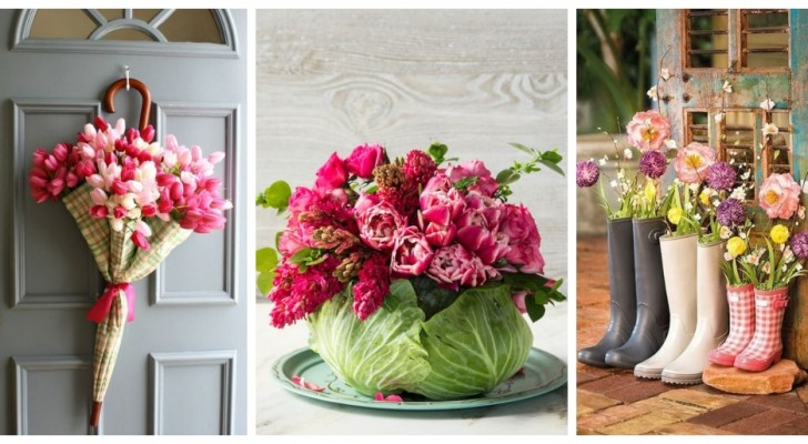 Fleurs de printemps : décorez votre maison de façon unique avec les couleurs et les parfums de cette saison