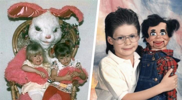 Photos de famille : 20 personnes montrent les clichés les plus embarrassants de leur passé