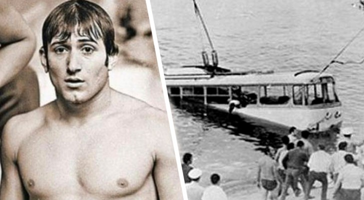 Le champion du monde de natation qui a sacrifié sa carrière pour sauver la vie de 20 personnes