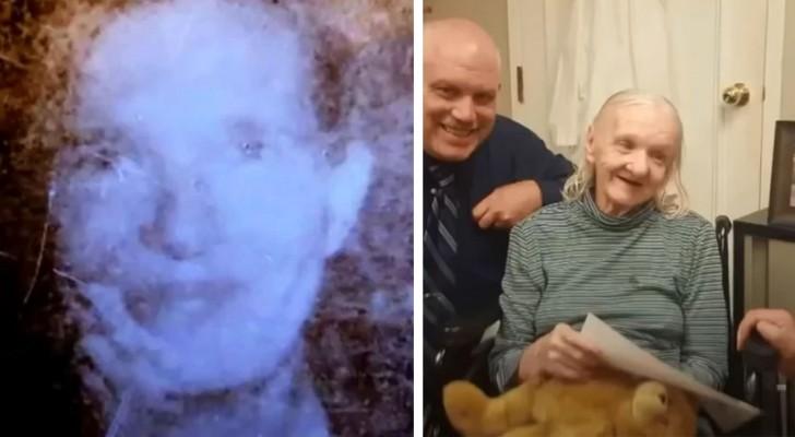 Een vrouw gaat naar de dokter en verdwijnt vervolgens in het niets: de politie vindt haar 42 jaar later