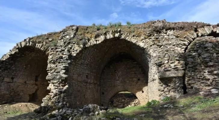 In Turchia è stata portata alla luce un'arena romana simile al Colosseo: ospitava i combattimenti dei gladiatori