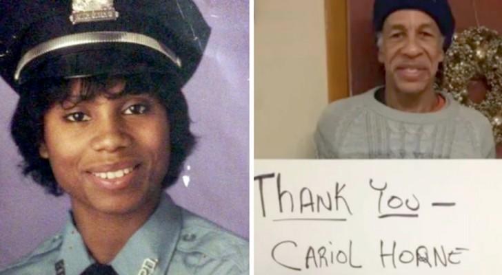 Polizistin rettet im Dienst einem Mann das Leben und wird gefeuert: 15 Jahre später bekommt sie Gerechtigkeit