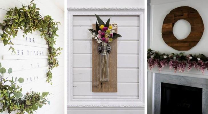 Décorations rustiques DIY : ajoutez une délicieuse touche artistique aux murs avec ces idées créatives