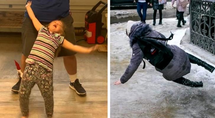 Tempismo perfetto: 18 foto epiche che sono state scattate poco prima dell'impatto