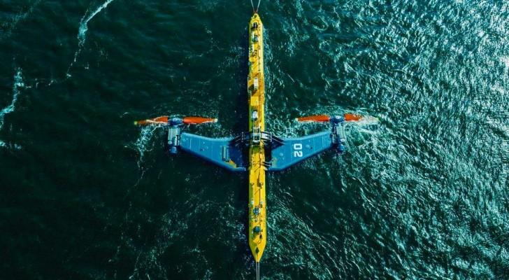 Un'azienda scozzese lancia O2, la turbina più potente al mondo: sfrutta l'energia del mare