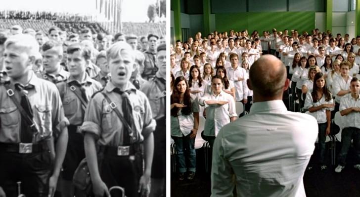 Cómo nace un nazista: el experimento de un profesor de historia que transformó a sus estudiantes en fanáticos
