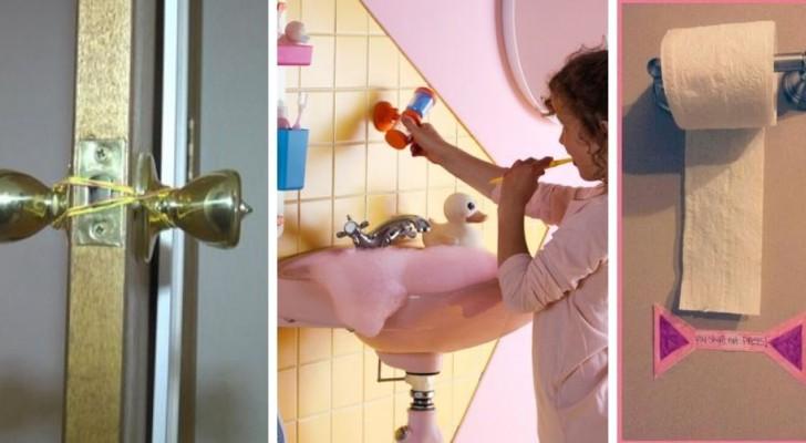 Astuces de parents : 9 astuces utiles pour vous simplifier la vie avec les plus petits