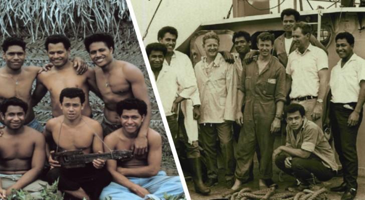 Piégés pendant quinze mois sur une île déserte : l'histoire des six adolescents qui ont survécu au naufrage