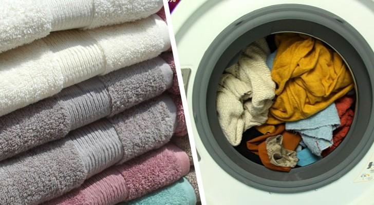 Serviettes de bain qui sentent mauvais ? Quelques astuces pour éviter ce problème