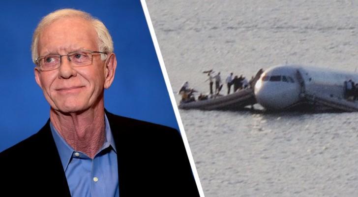 A história do piloto de avião que salvou 155 passageiros ao pousar no meio de um rio
