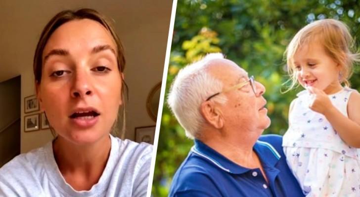 Les grands-parents doivent demander le consentement de leurs petits-enfants avant de les prendre dans leurs bras : une maman enflamme le débat