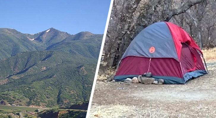 Retrouvée une femme de 47 ans portée disparue dans les montagnes : elle s'est nourrie de mousse et d'herbe pendant 6 mois
